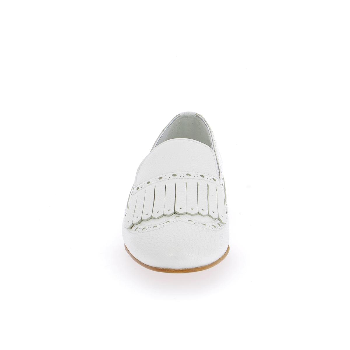 Pertini Instappers - instapschoenen wit
