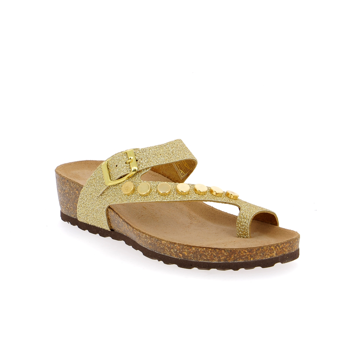 Scapa Muiltjes - slippers goud