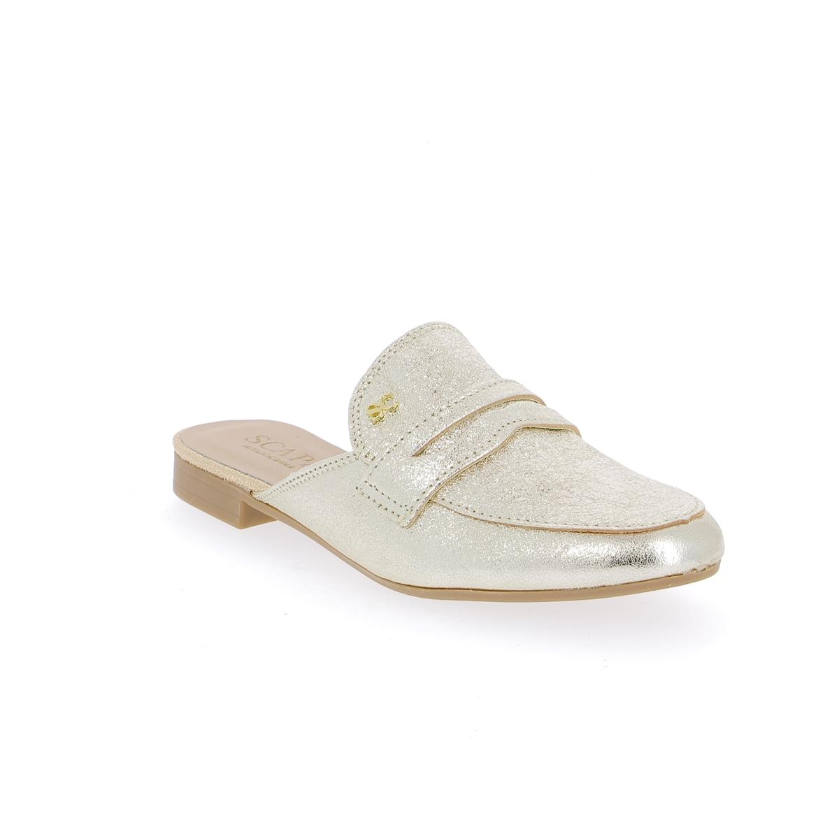 c6cdcb9c8e3 Scapa Muiltjes - slippers Scapa Muiltjes - slippers goud