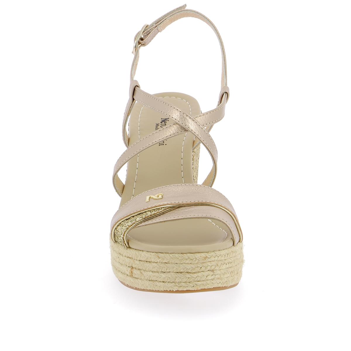 Nero Giardini Sandalen goud
