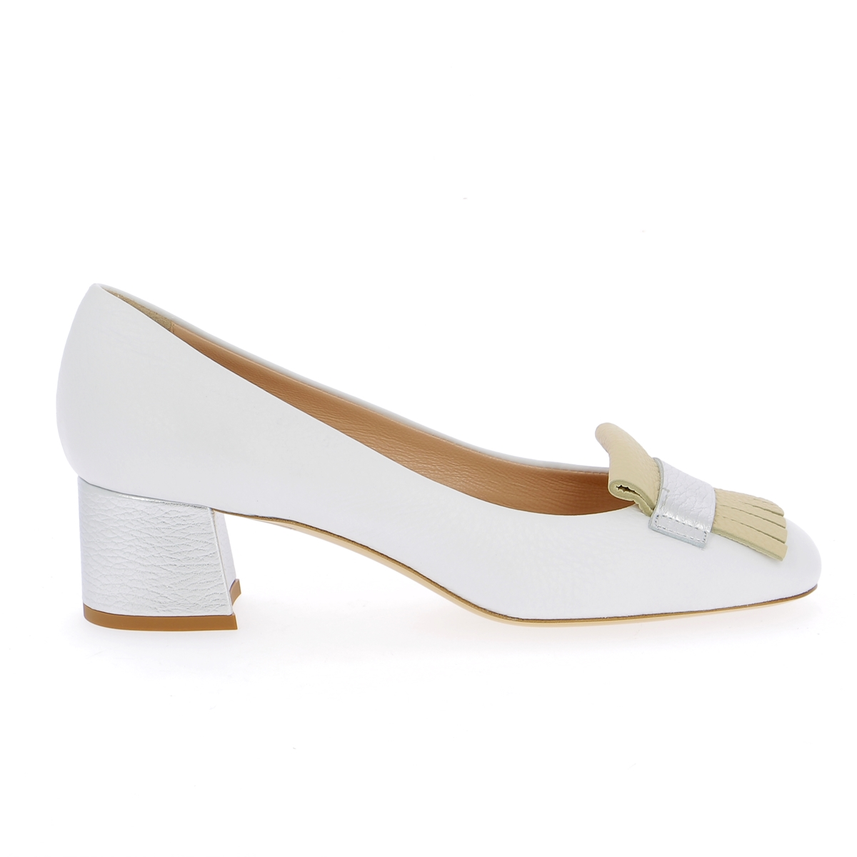 Voltan Pumps wit