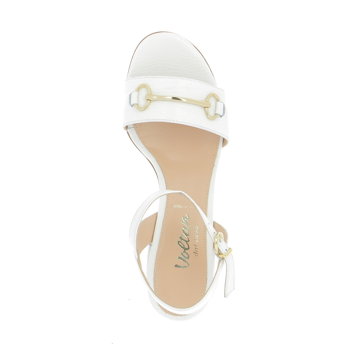 Voltan Sandales blanc