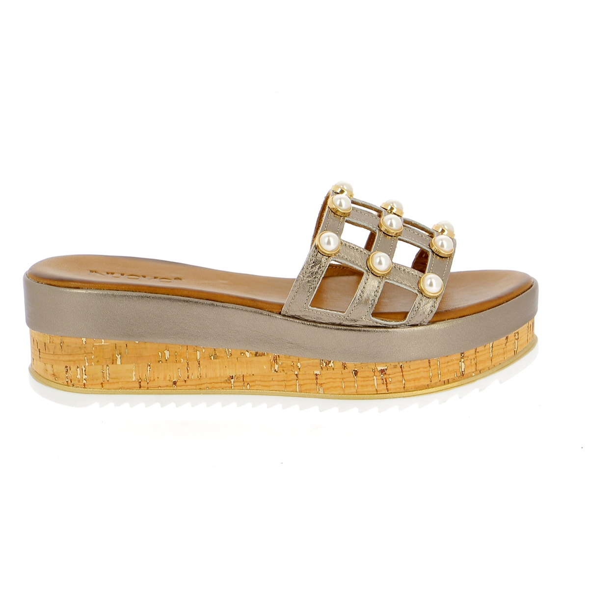 Inuovo Muiltjes - slippers goud