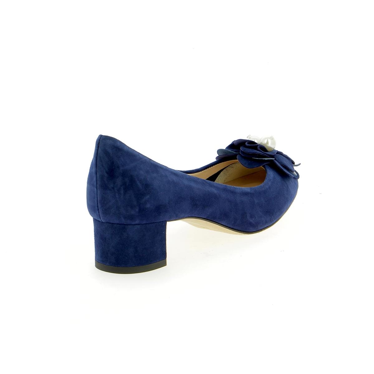 Delaere Pumps blauw