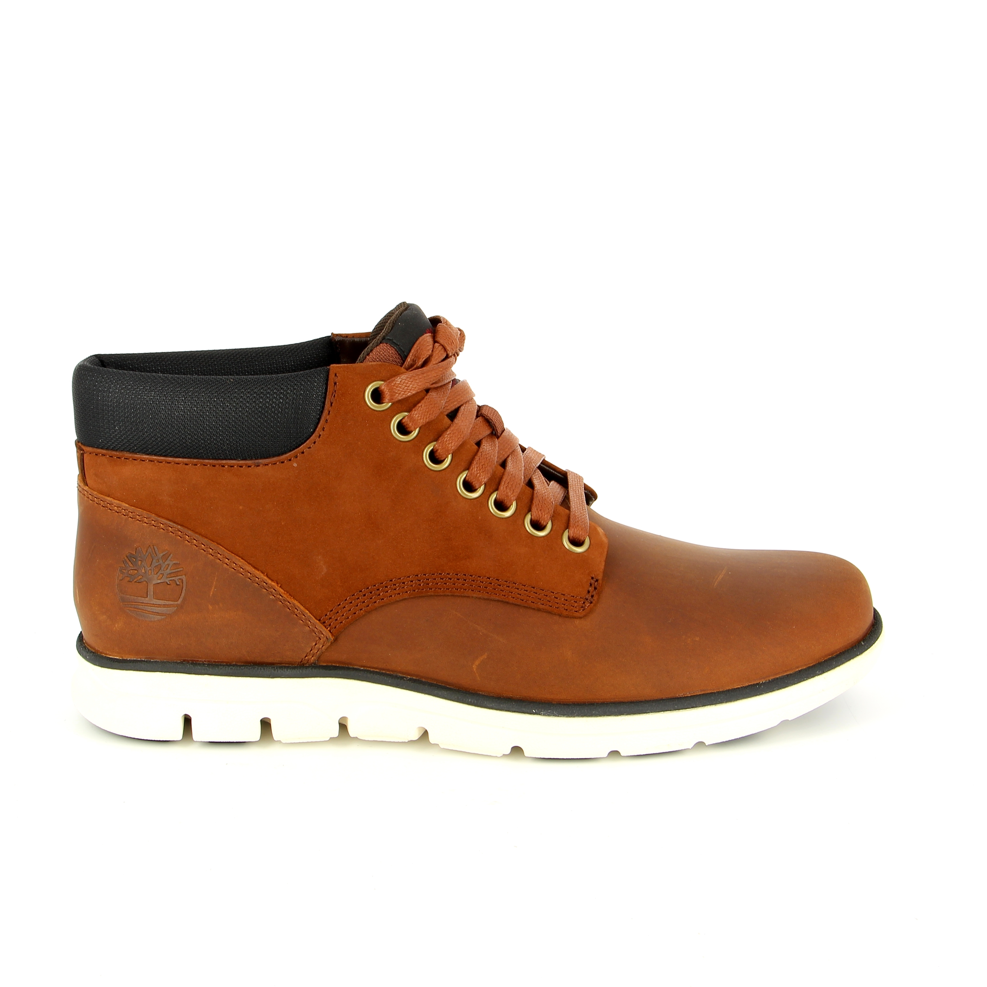 Timberland Bottinen cognac