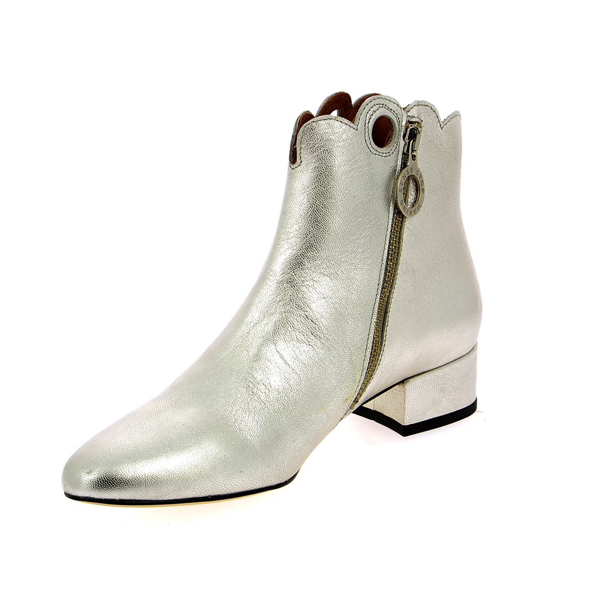 Svnty Boots zilver