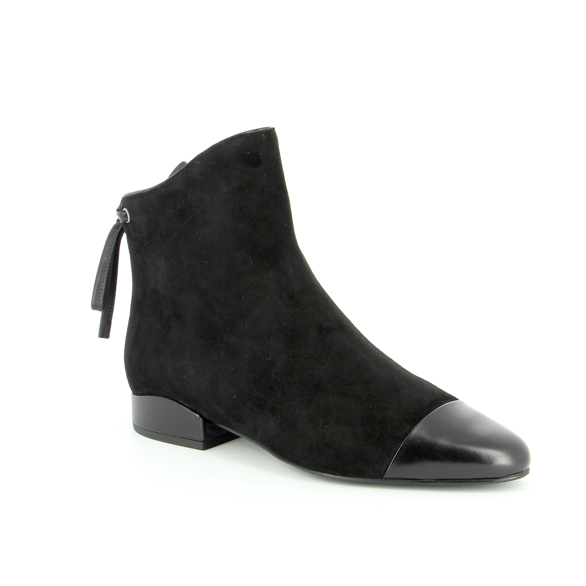 What For Boots zwart