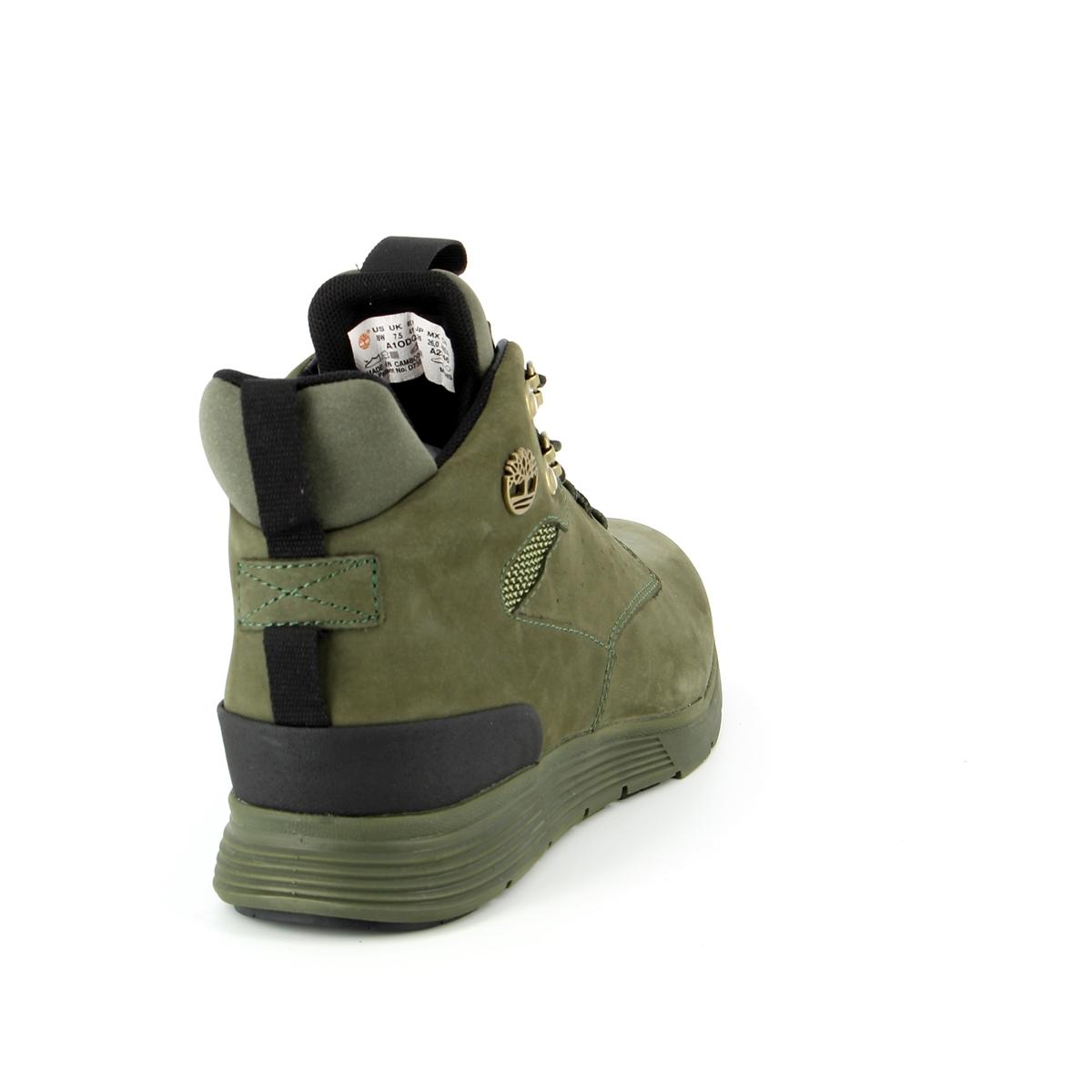 Timberland Bottines kaki