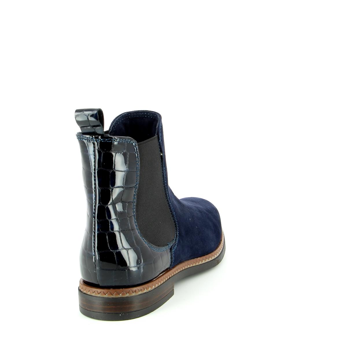 Maria Luz Boots bleu