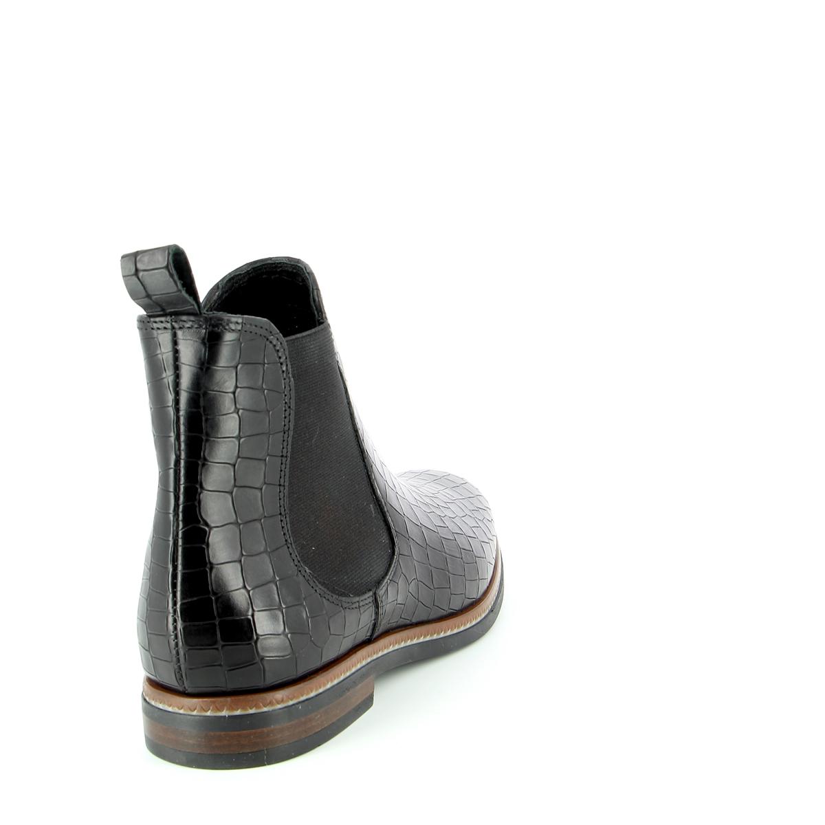 Maria Luz Boots noir