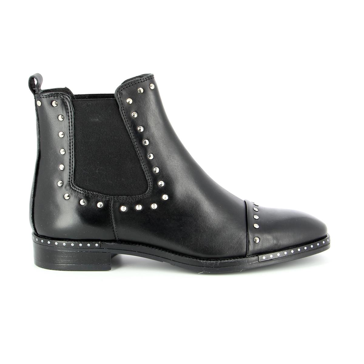 Di Lauro Boots zwart