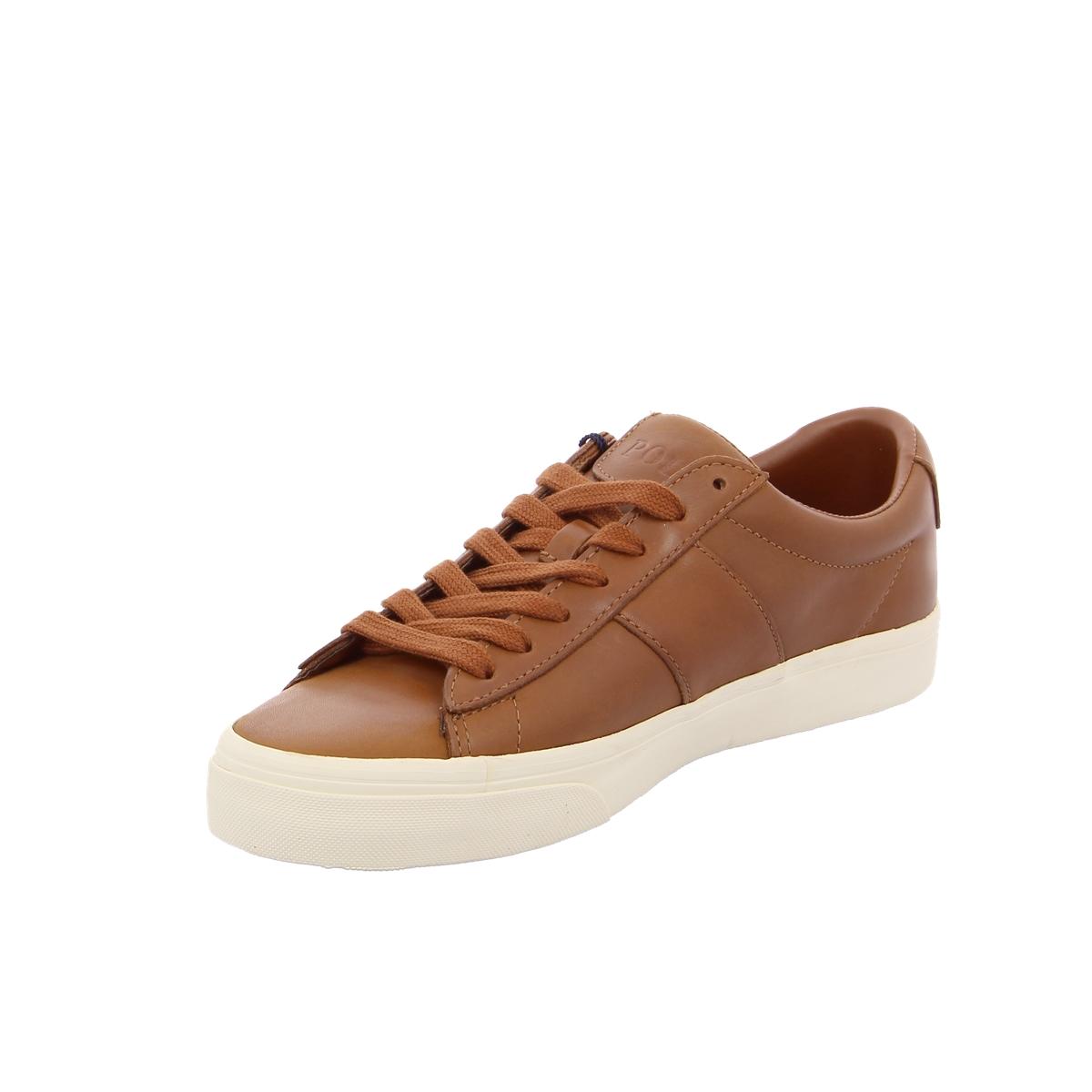 Ralph Lauren Sneakers cognac