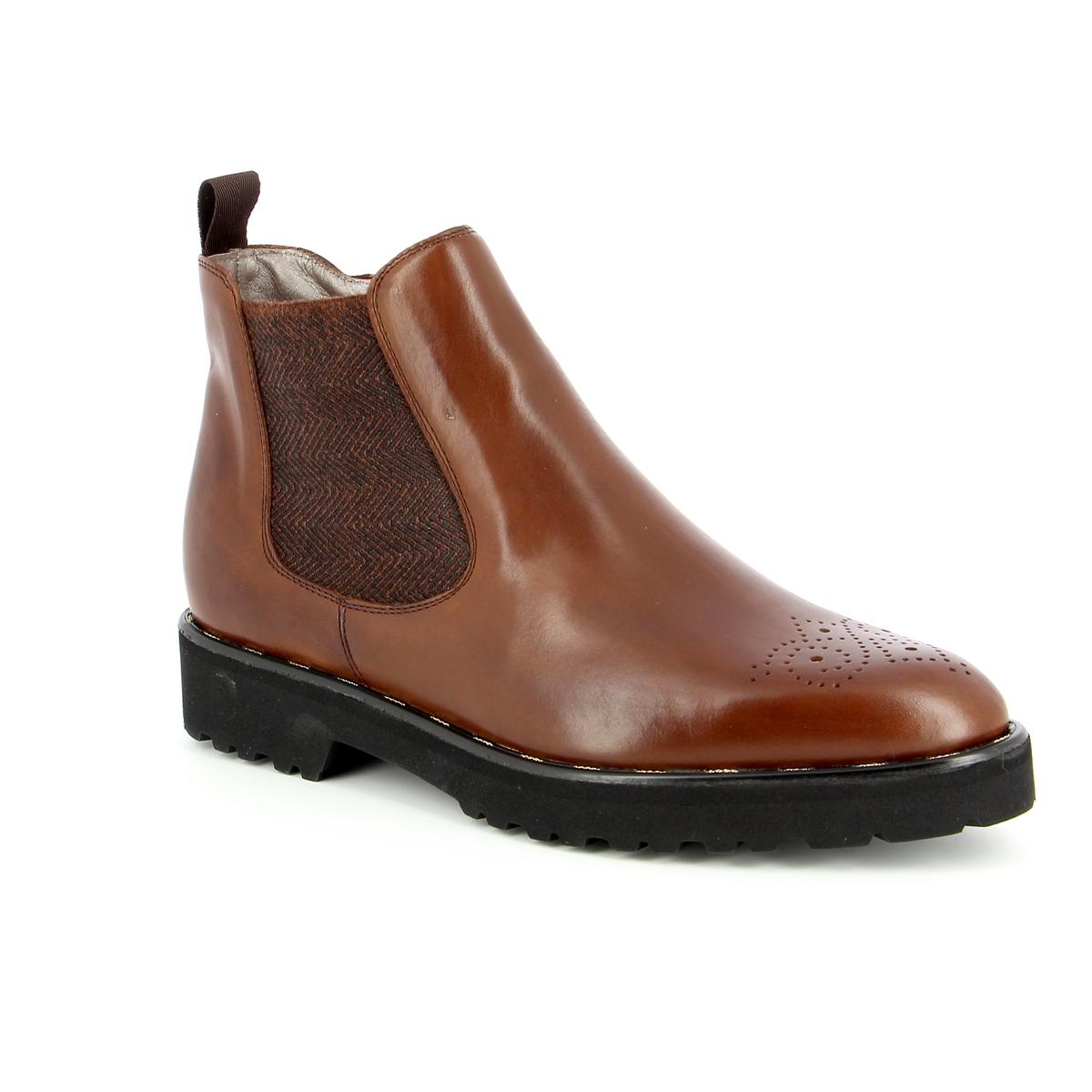 Pertini Boots cognac