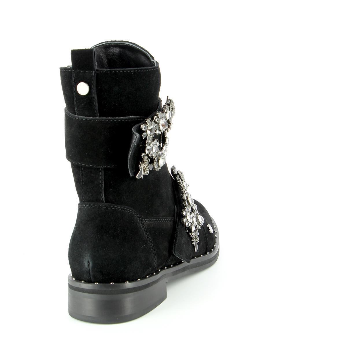 Alma En Pena Boots zwart