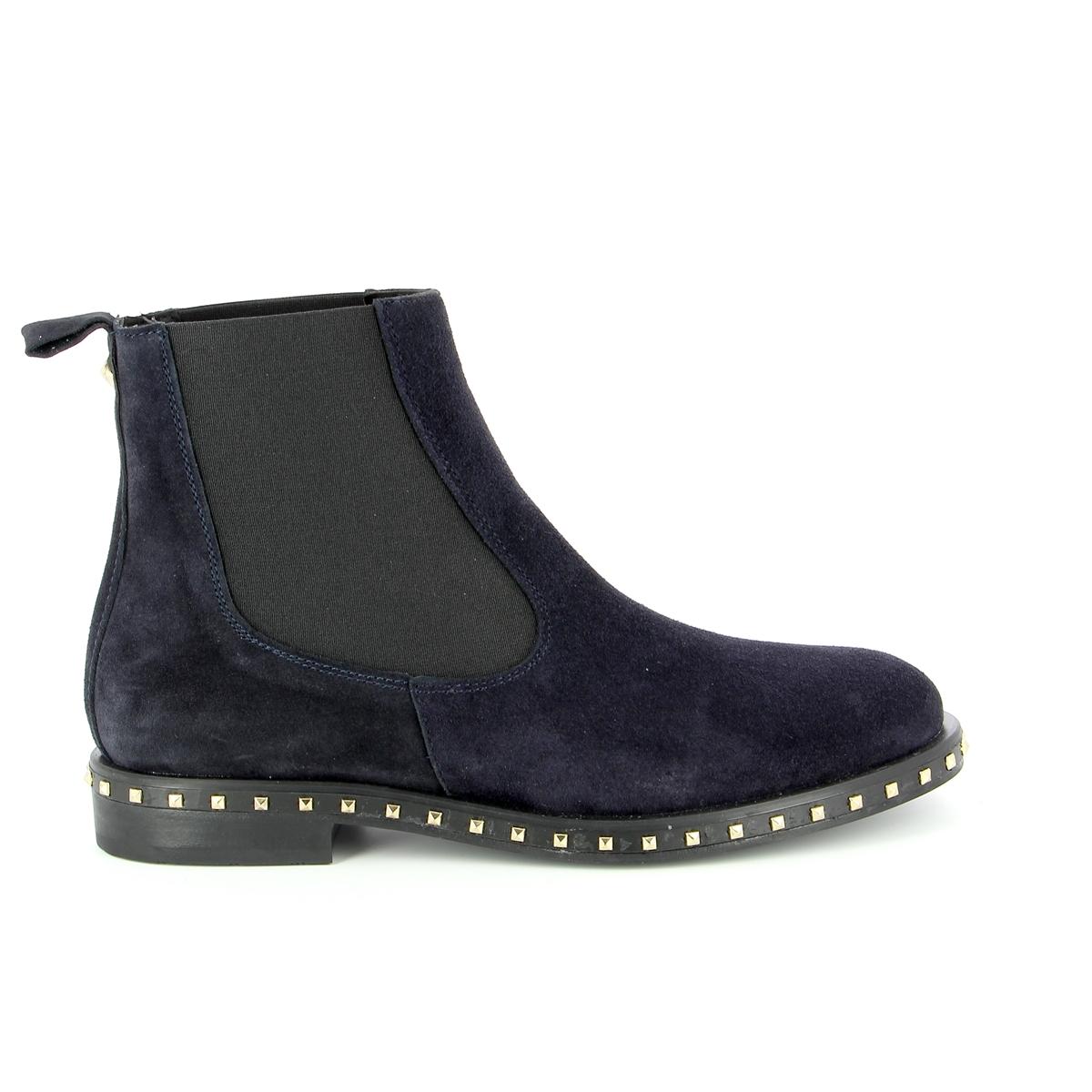 Alpe Boots bleu