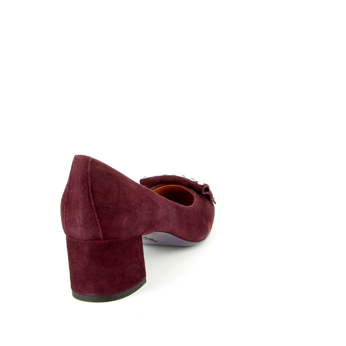 Voltan Pumps bordeaux