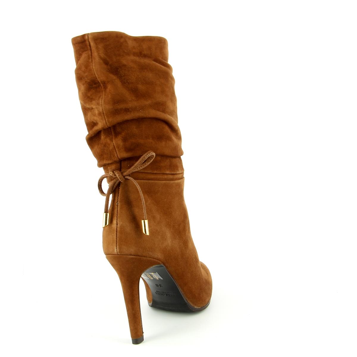Delaere Boots cognac