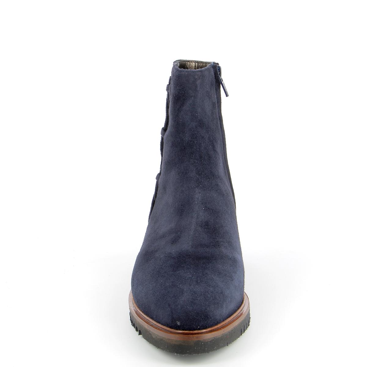 Cypres Boots blauw