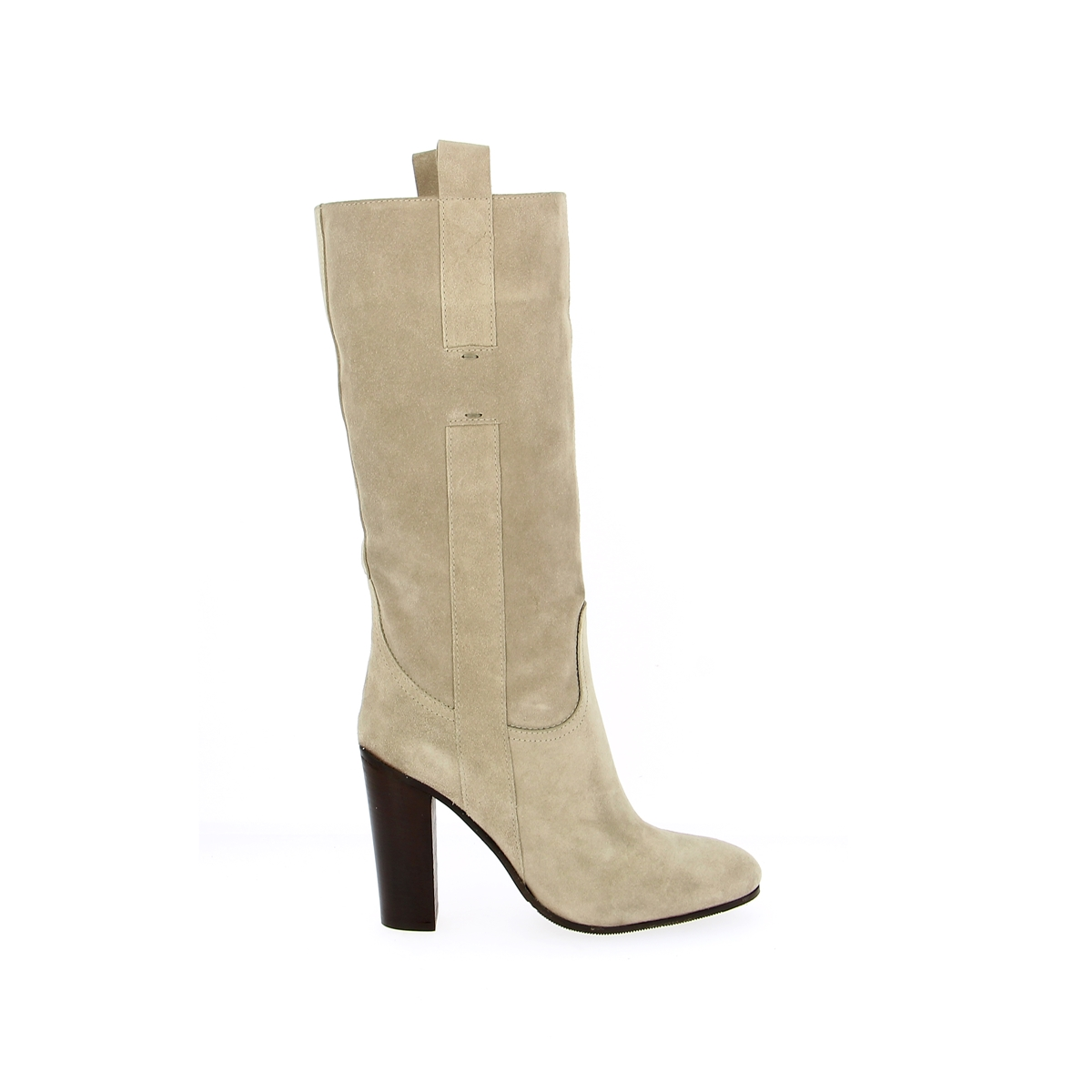 Cypres Bottes taupe