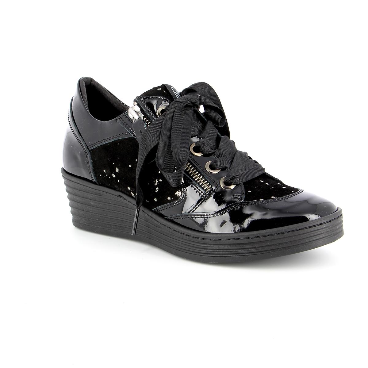Dlsport Sneakers zwart