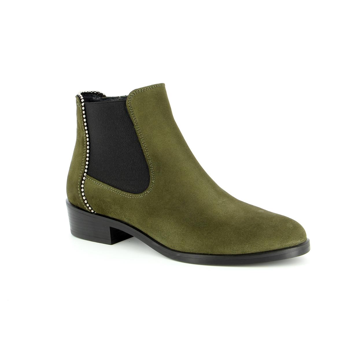 Kanna Boots kaki