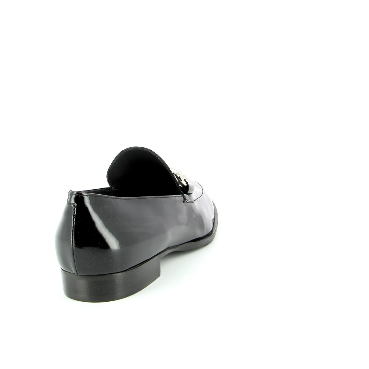 Maripe Instappers - instapschoenen zwart