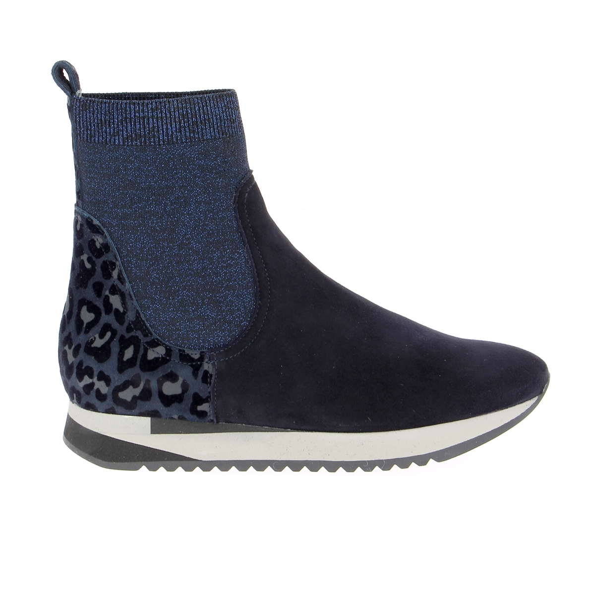 Maripe Boots blauw