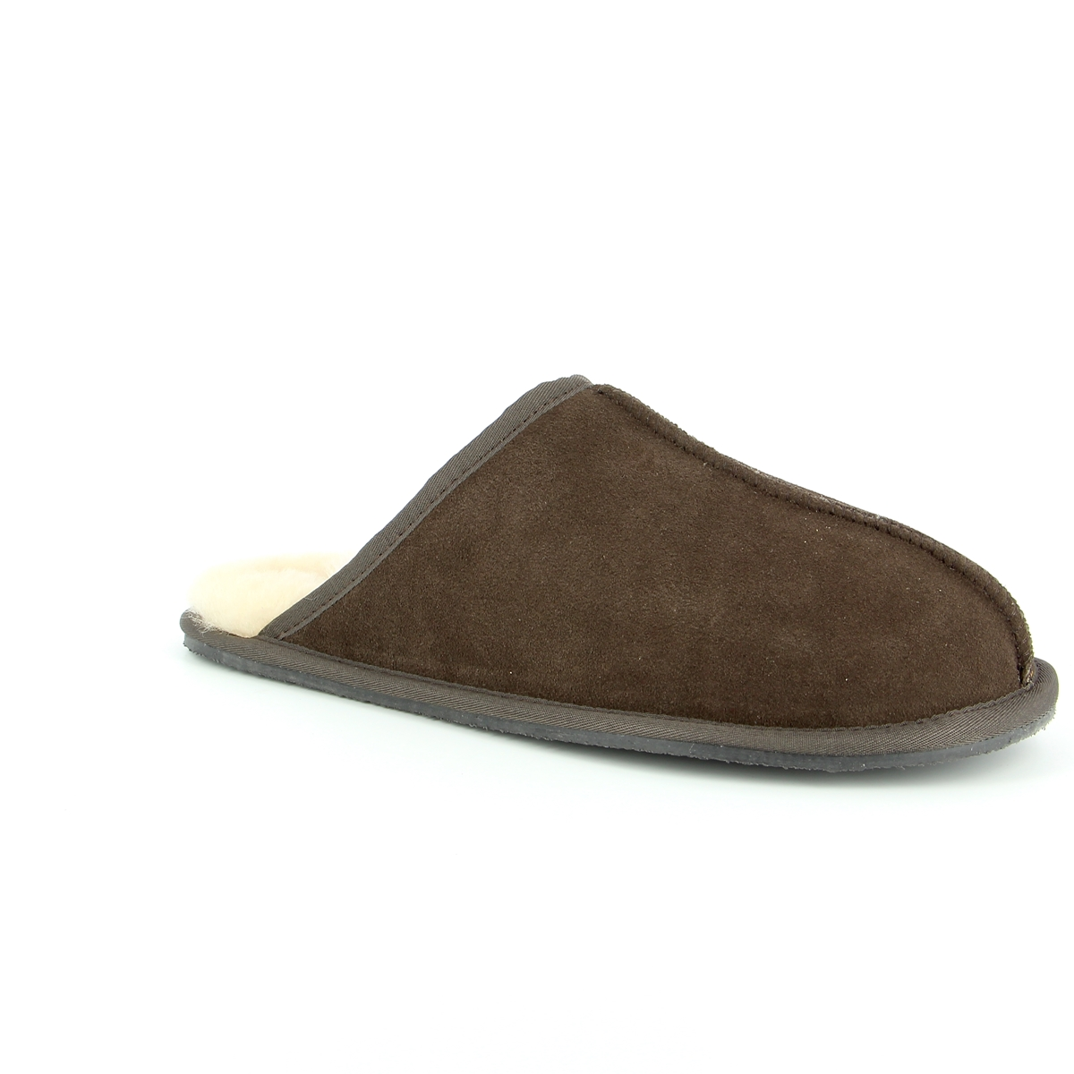 Cypres Pantoufles brun