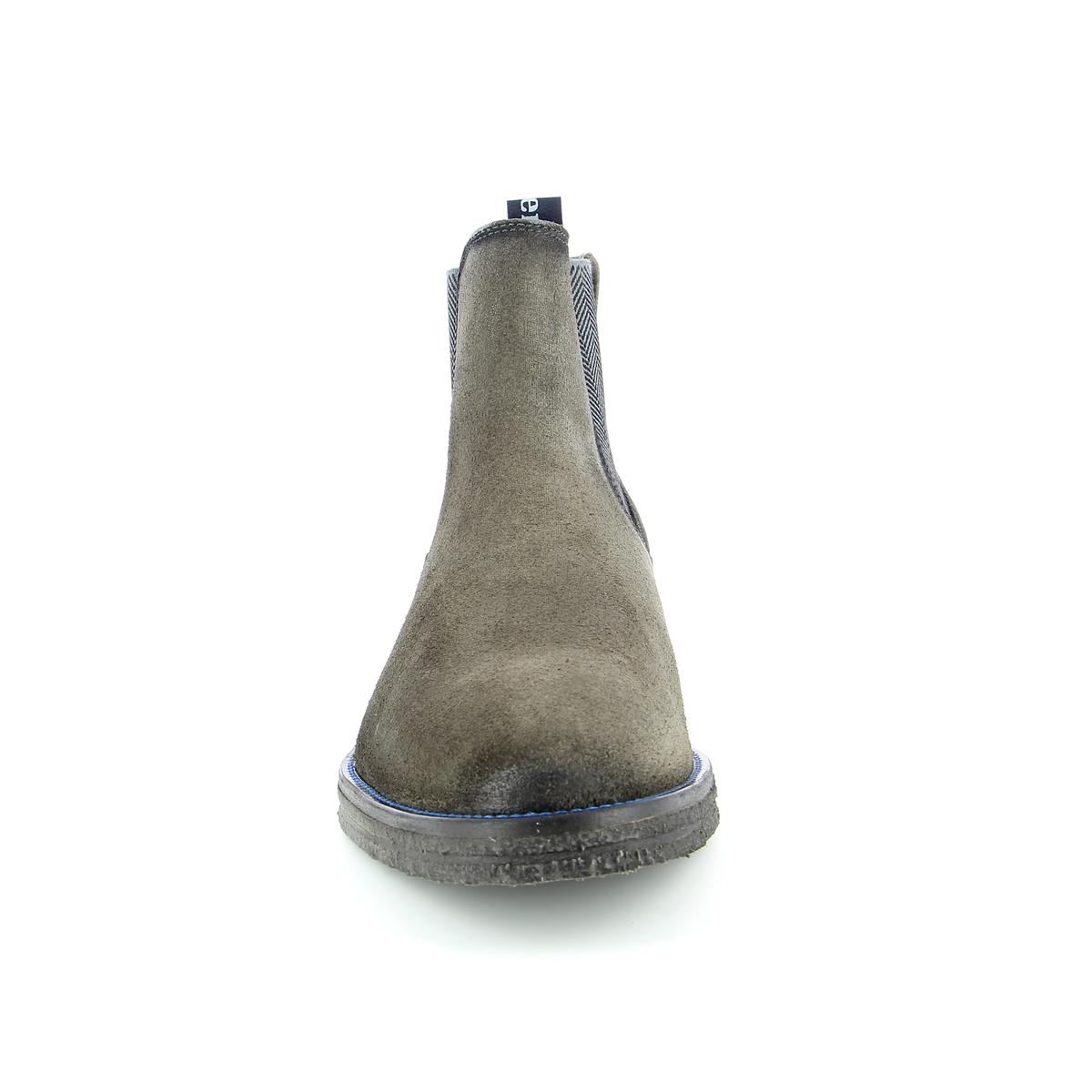 Braend Boots grijs