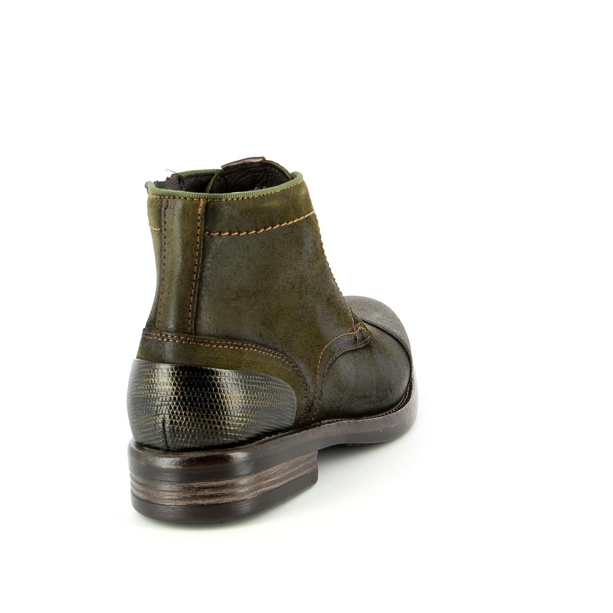 Braend Boots kaki