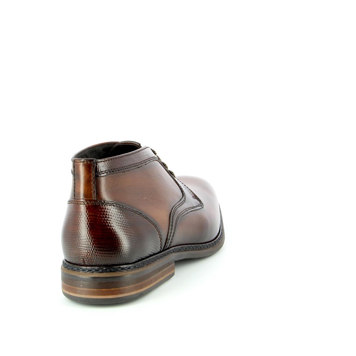 Braend Boots brun