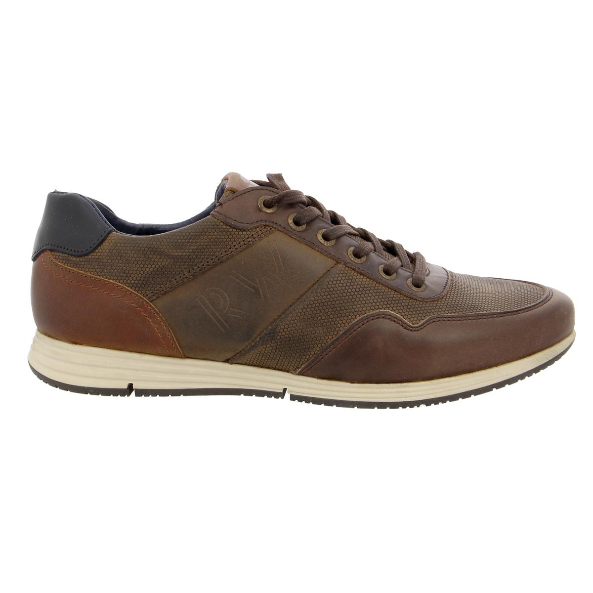 River Wood Sneakers bruin