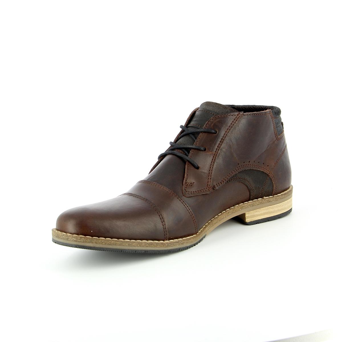 Bullboxer Boots bruin