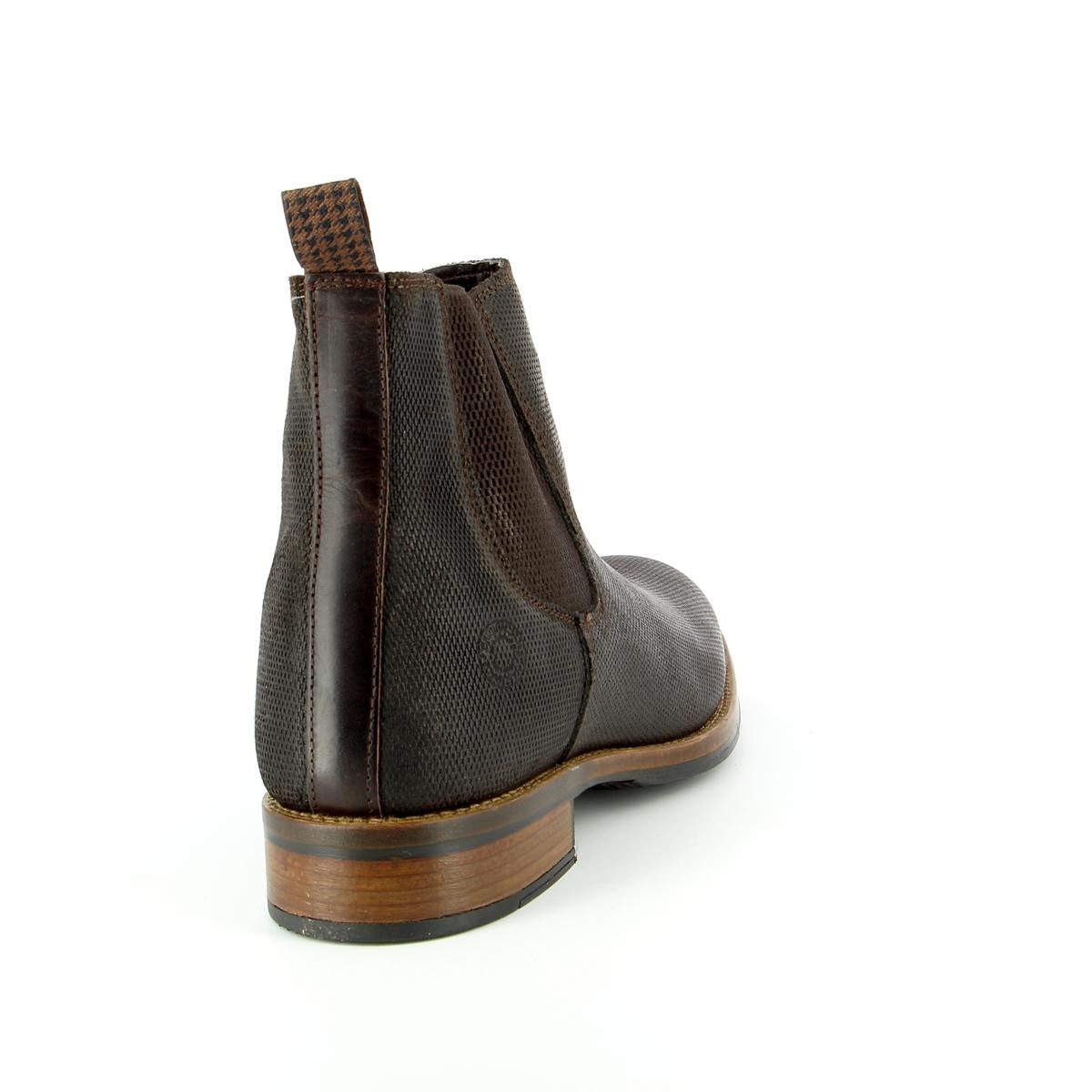 Bullboxer Boots brun