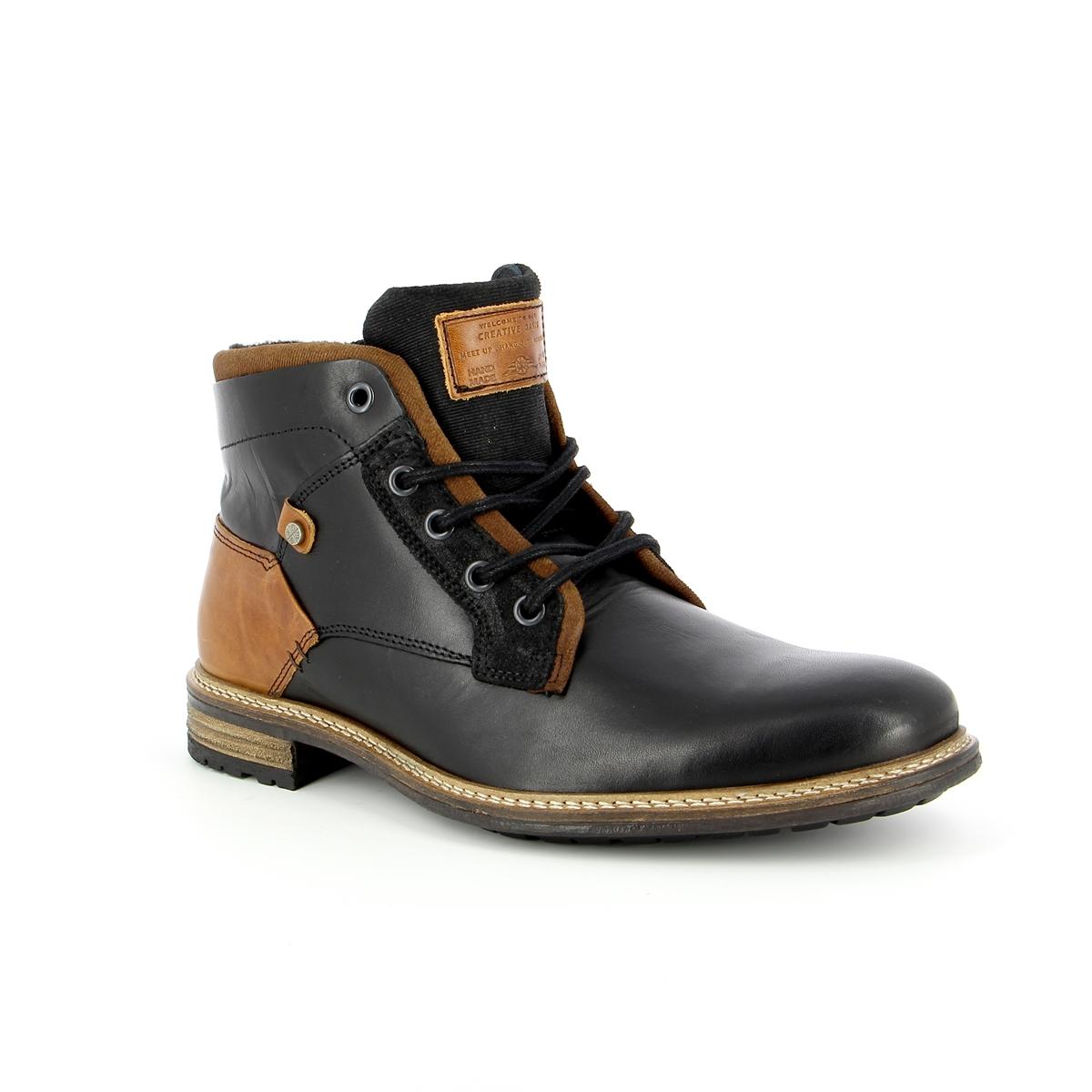 Bullboxer Boots zwart