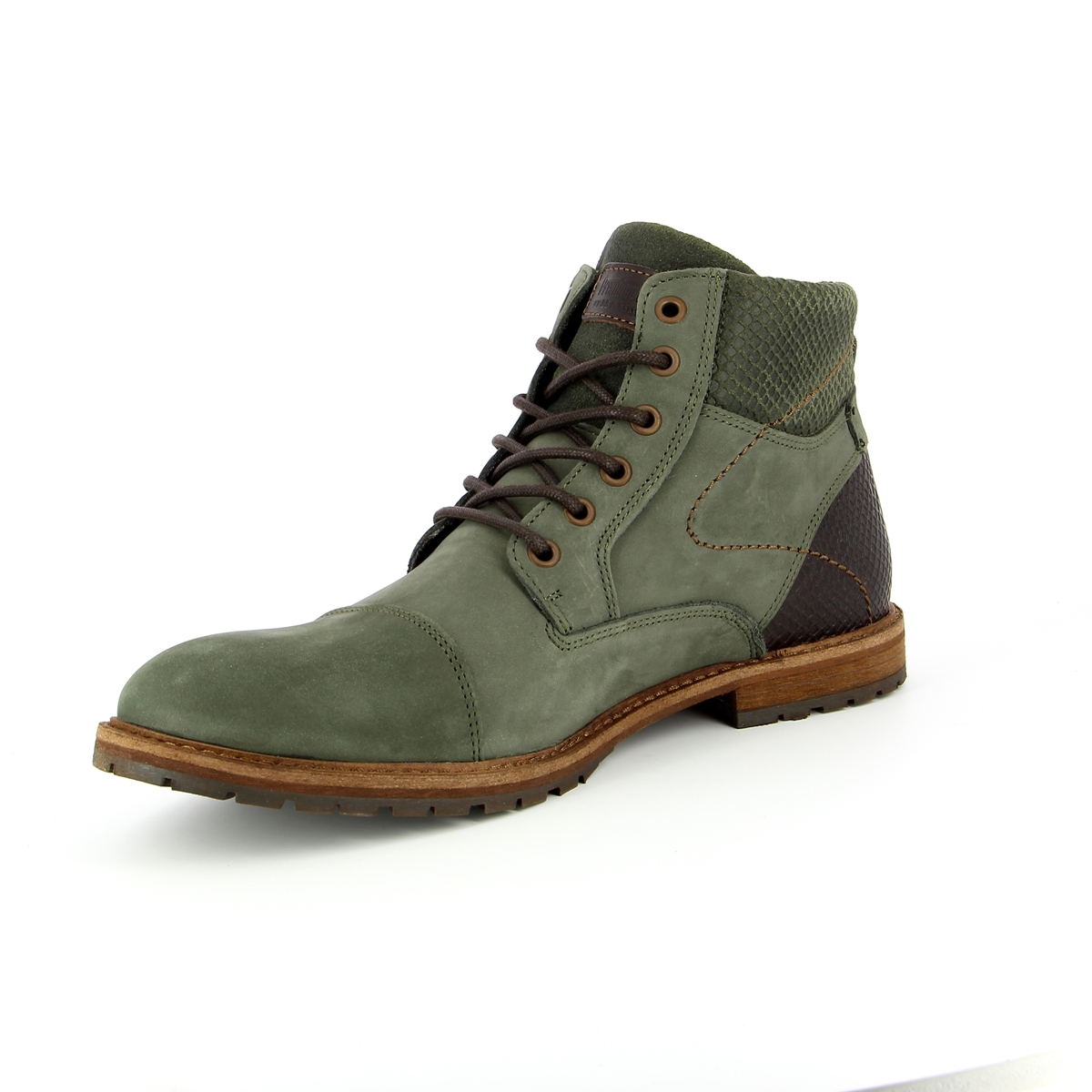 Bullboxer Boots kaki