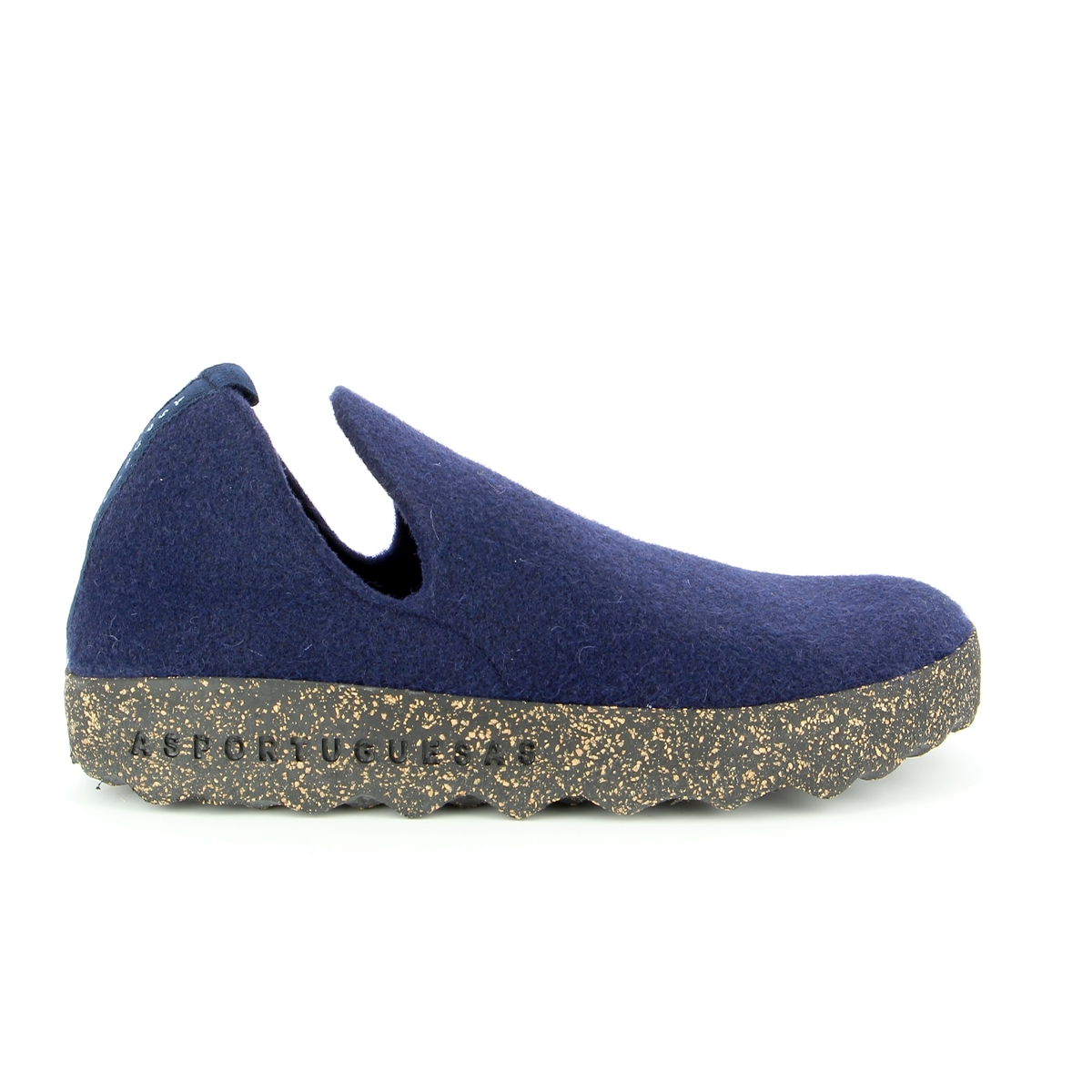 Asportuguesas Pantoffels blauw