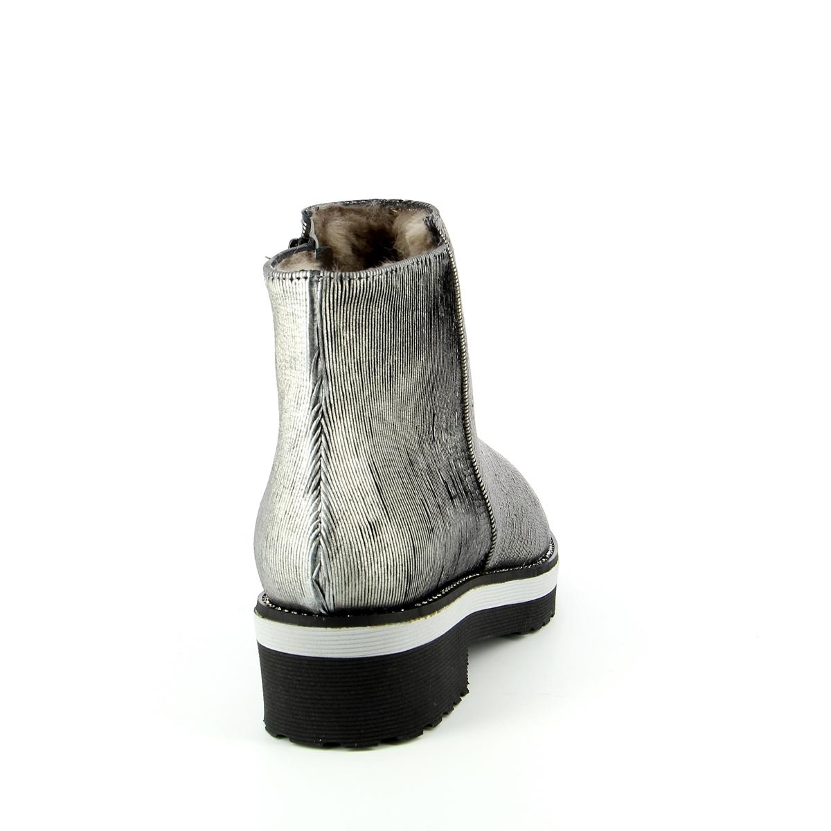 Luca Grossi Boots grijs