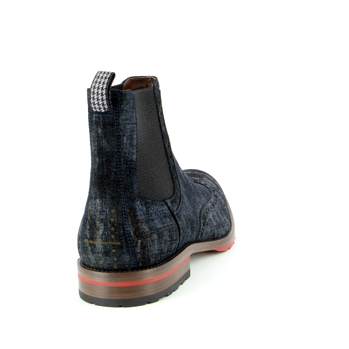 Floris Van Bommel Boots blauw