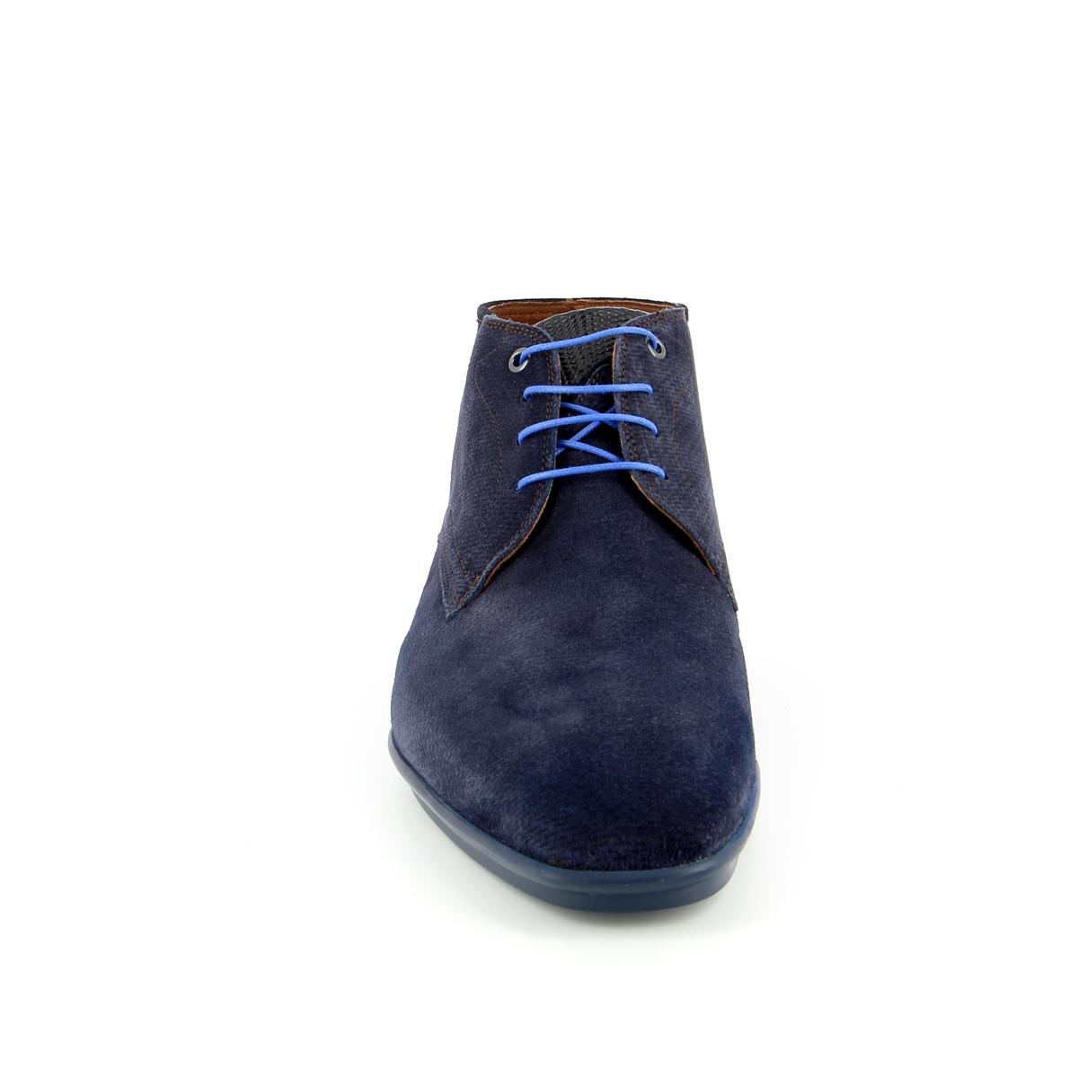Floris Van Bommel Bottinen blauw