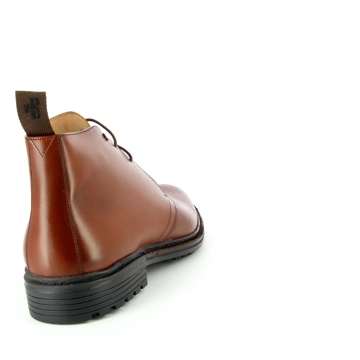Van Bommel Boots cognac