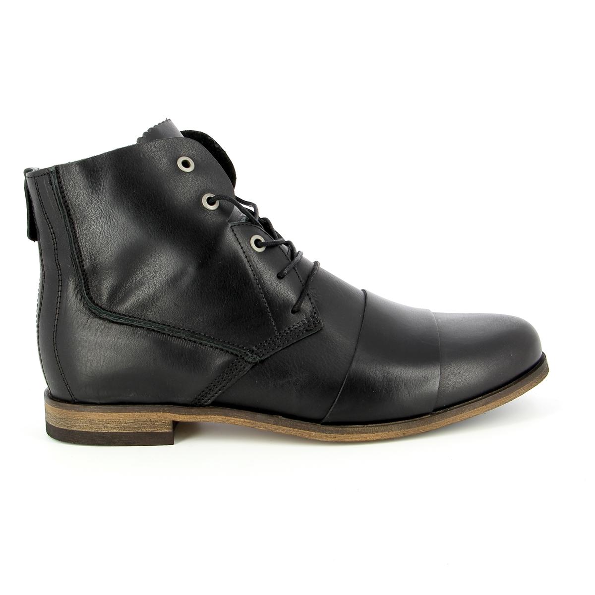 Hub Boots noir