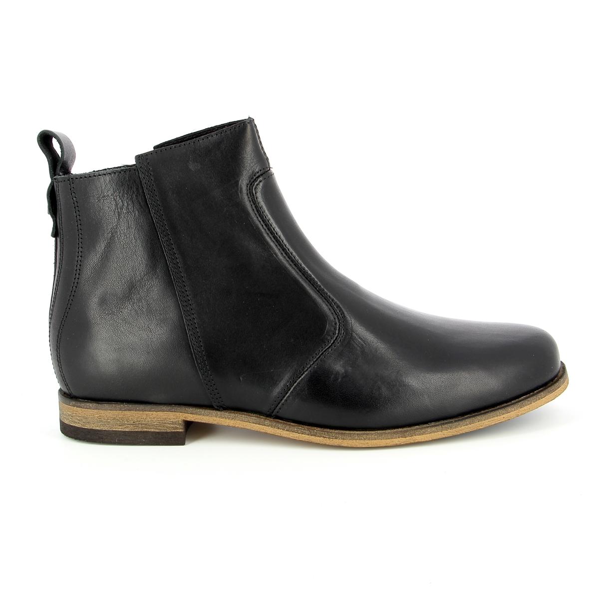 Hub Boots zwart