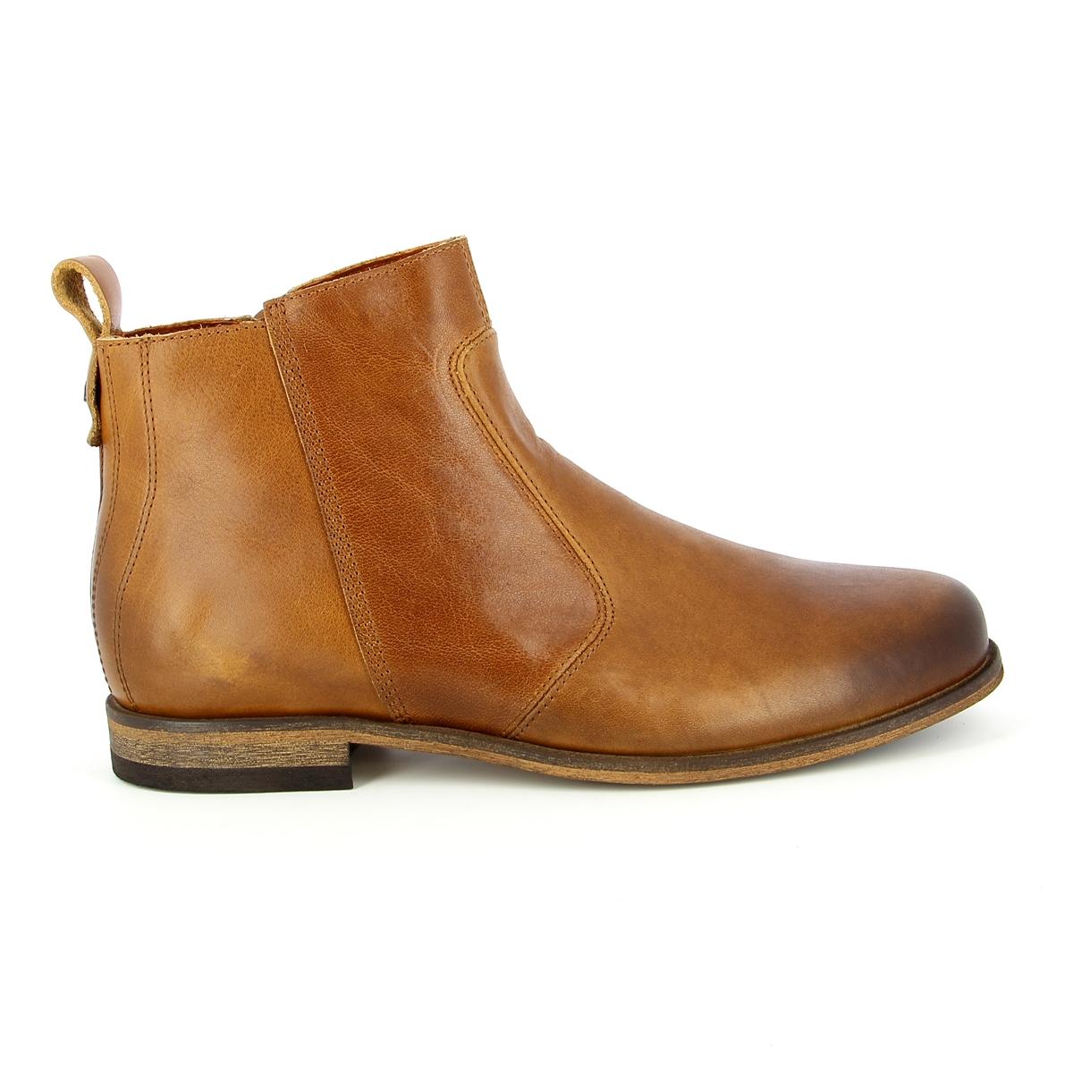 Hub Boots cognac