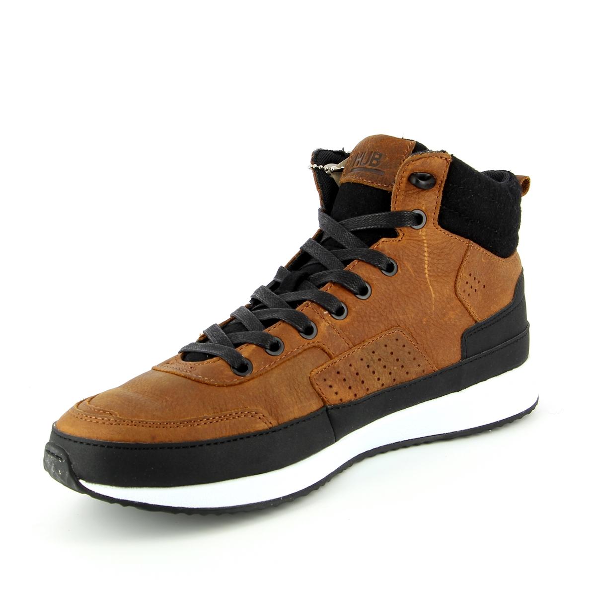 Hub Sneakers cognac