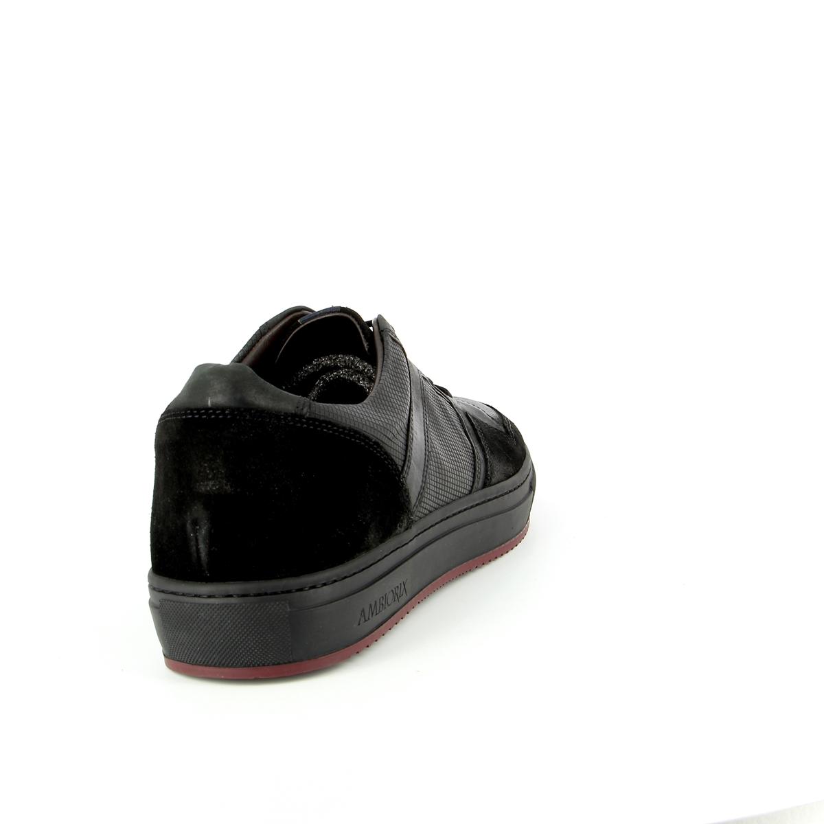 Ambiorix Sneakers zwart