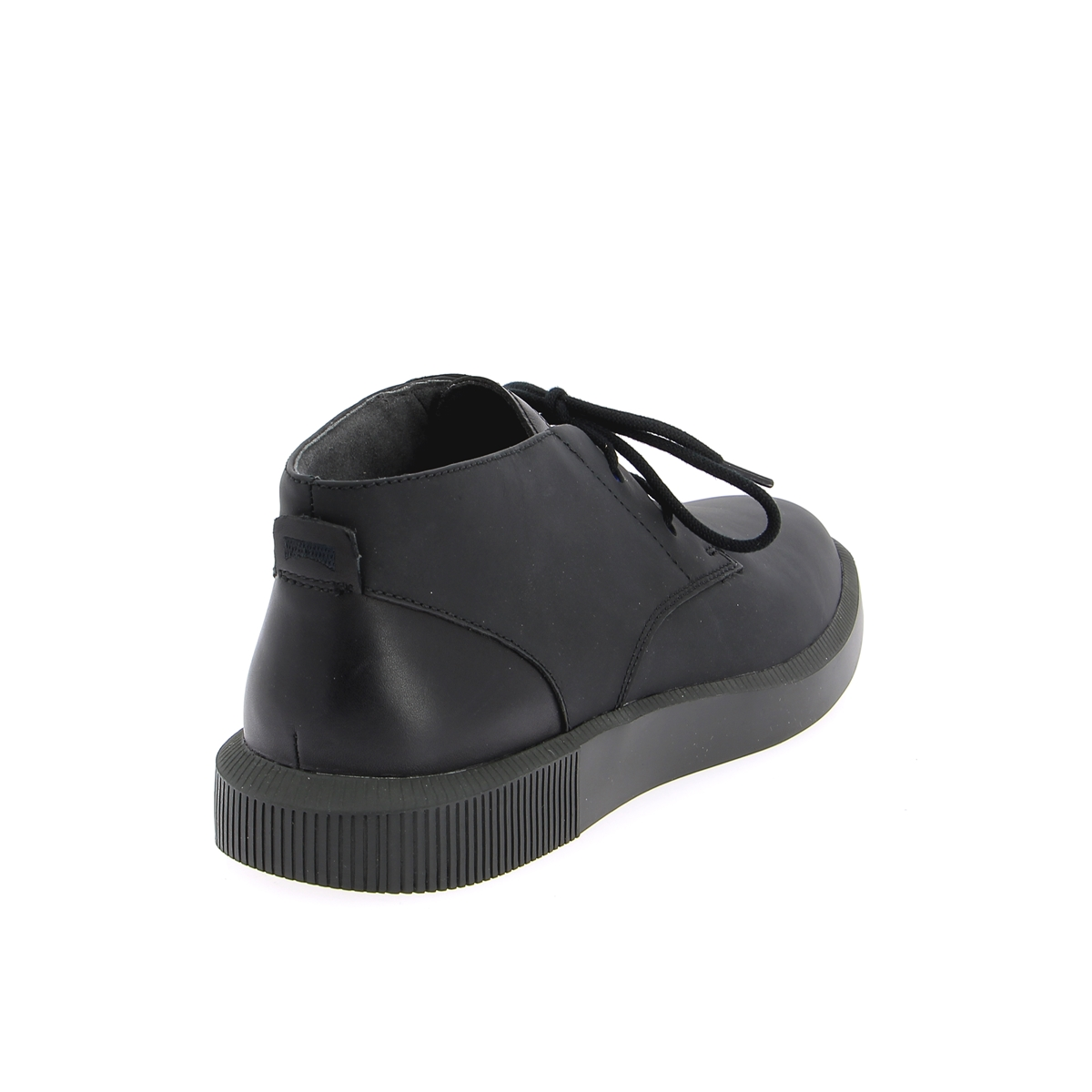 Camper Veterschoenen zwart