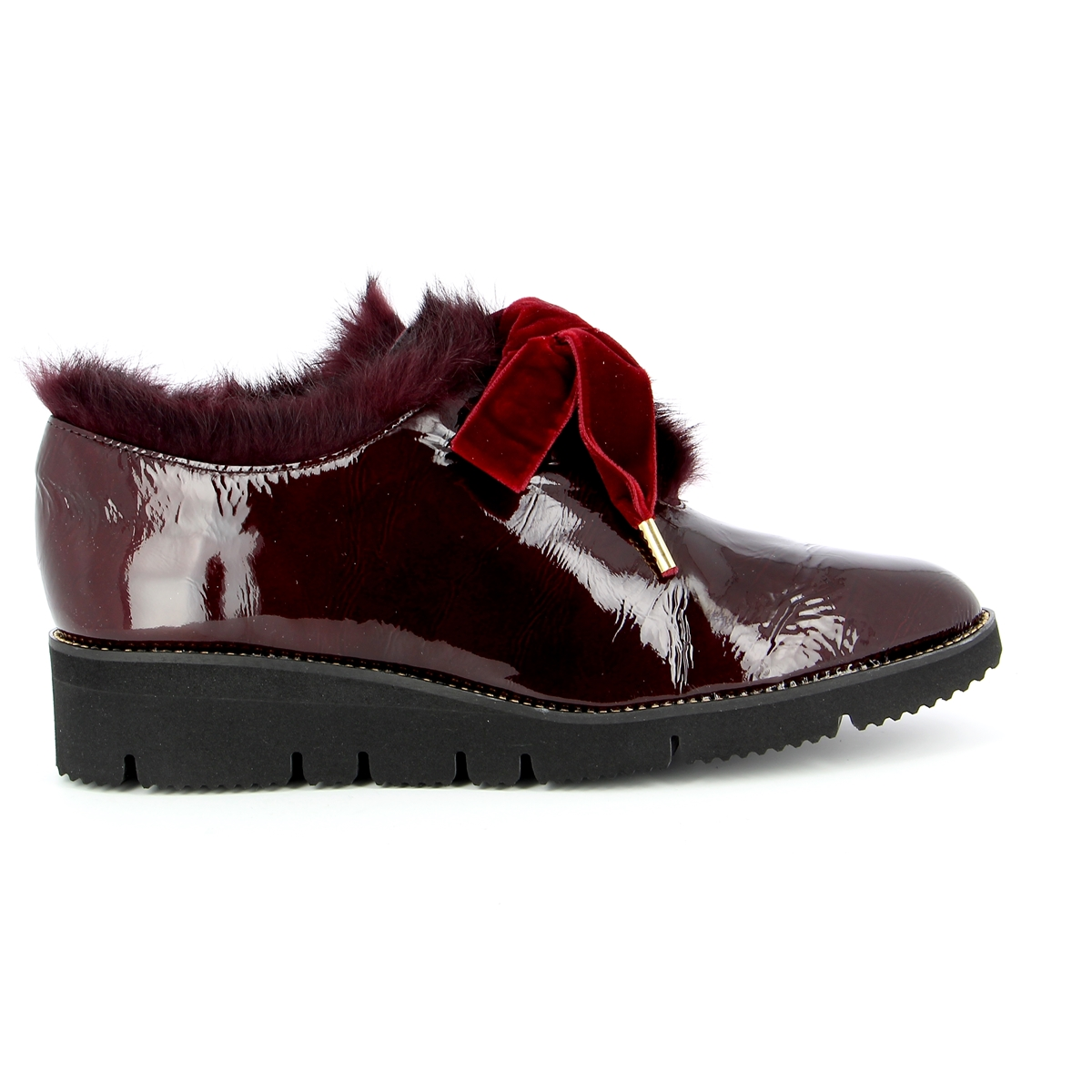 Delaere Veterschoenen bordeaux