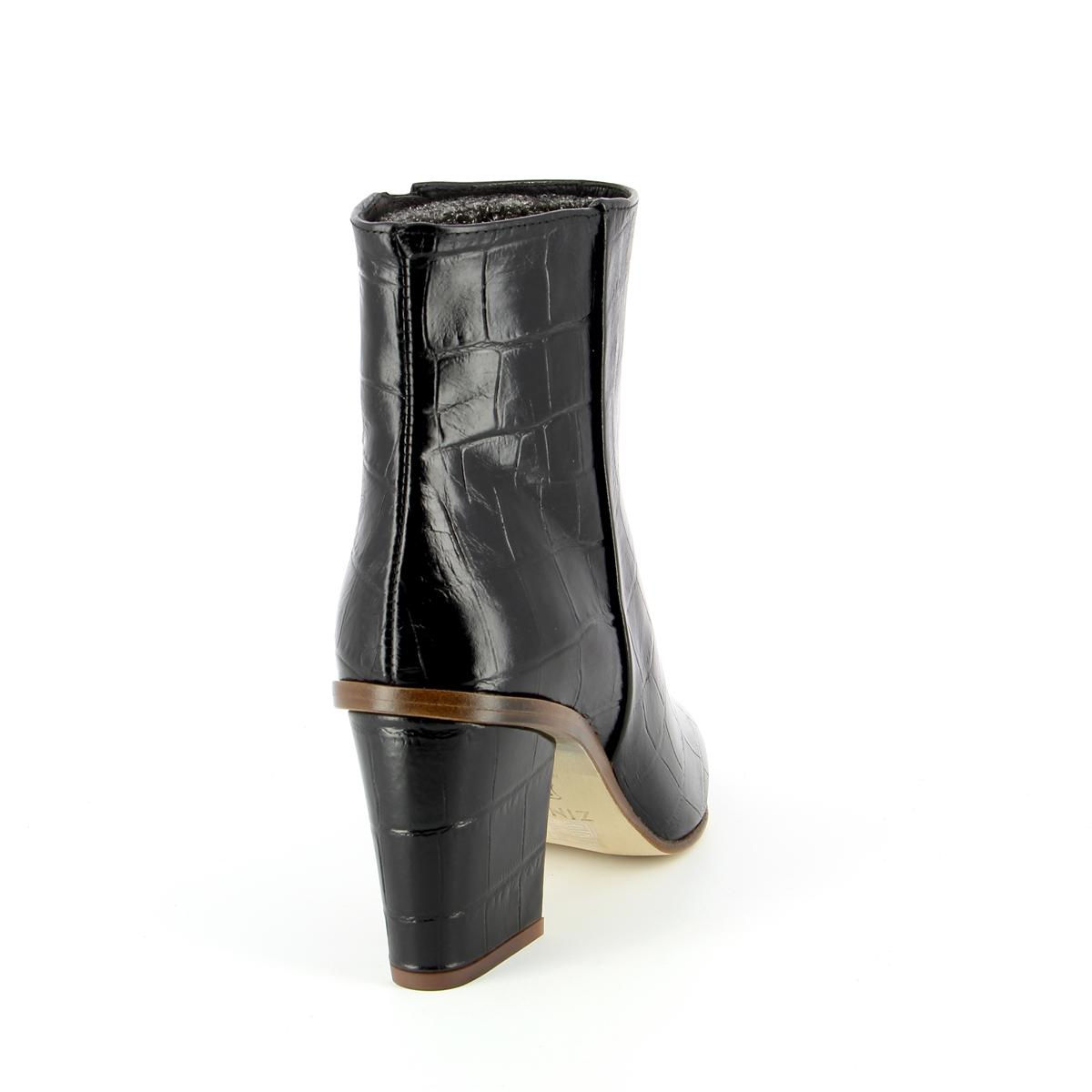 Zinda Boots zwart