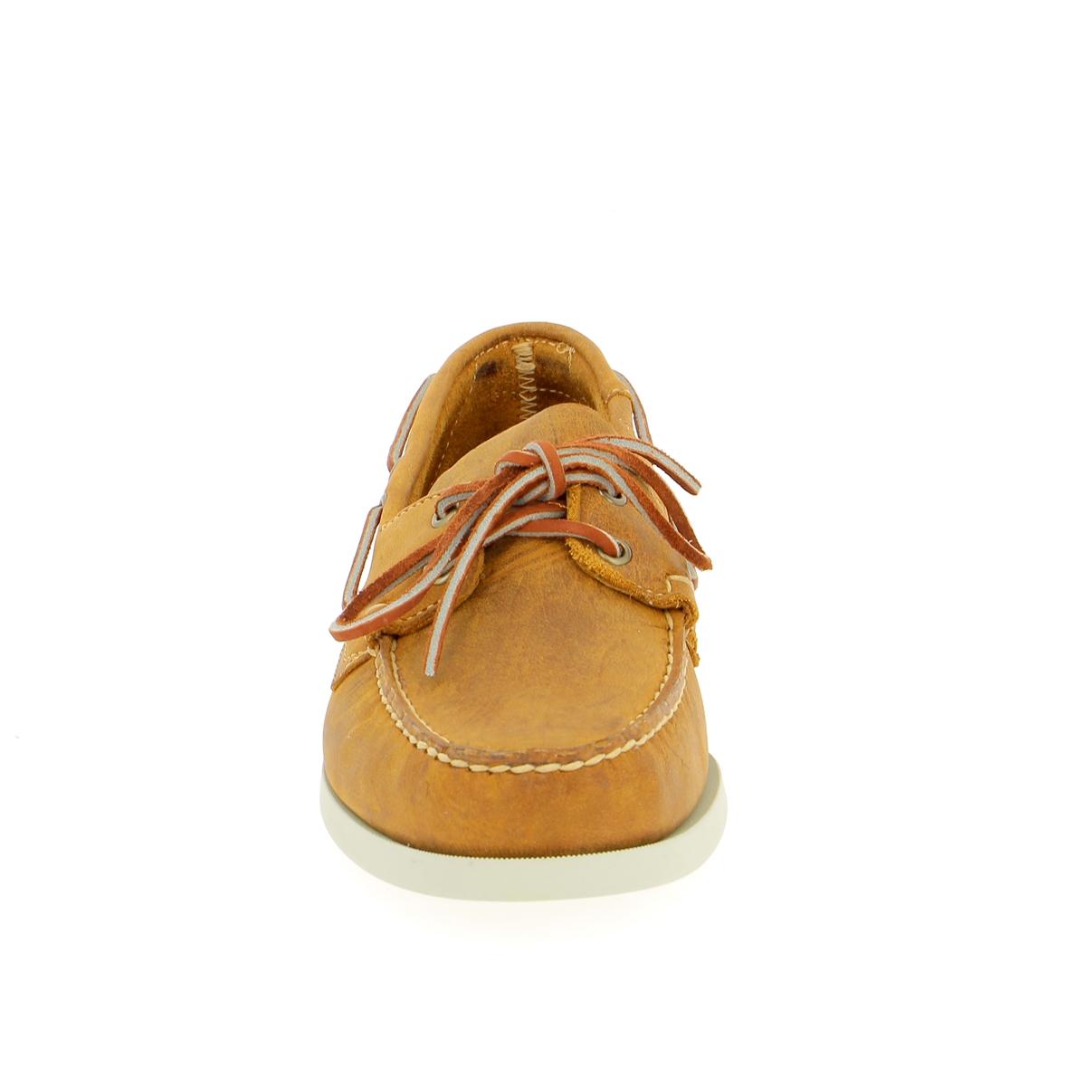 Sebago Bootschoenen naturel